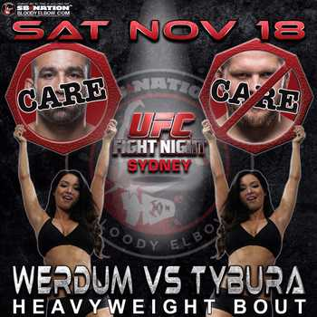 Care Preview UFC Fight Night Sydney