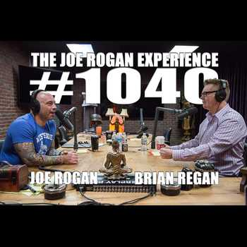 The Joe Rogan Experience Podcast 1040 Brian Regan